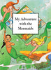Personalised Fairy Tale book - My adventure with the Mermaids - PetitePeople