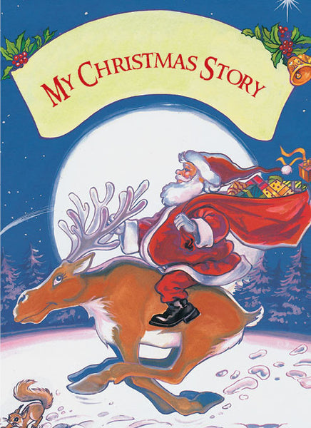 Personalised book for children - My Christmas Story - PetitePeople