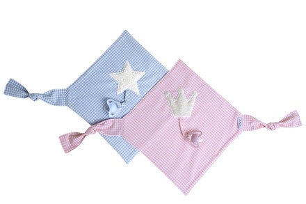 Personalised Baby Security Blanket - PetitePeople