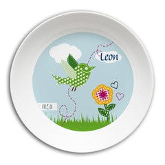 Personalised Bowl Bird - PetitePeople