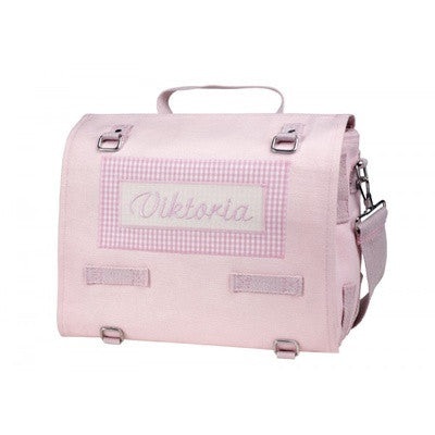 Personalized Diaper Bag Pink - PetitePeople