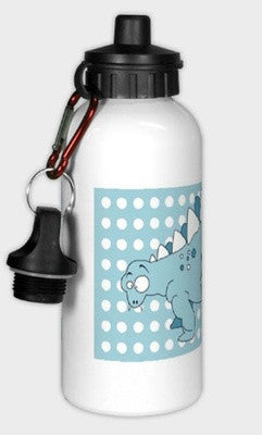 "Personalised drinking bottle ""Dinosaur"" - PetitePeople"
