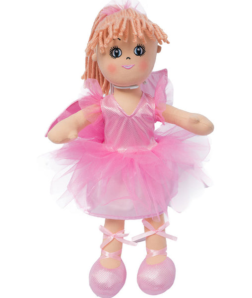 Faye Fairy Rag Doll - PetitePeople