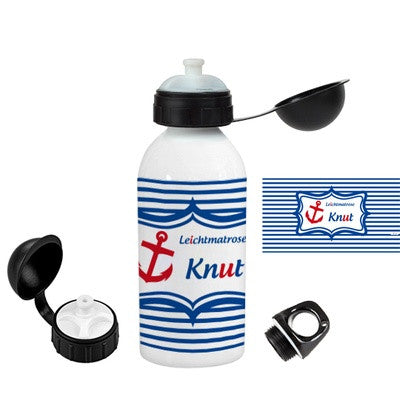 Personalized Flask Junior Sailor - PetitePeople