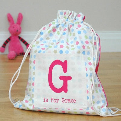 Personalised kit bag - PetitePeople