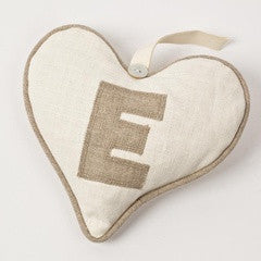 Luxury Linen Lavender Hearts - PetitePeople