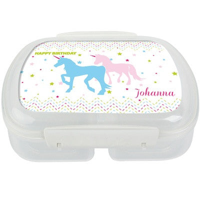 Personalized Lunch Box Unicorns - PetitePeople