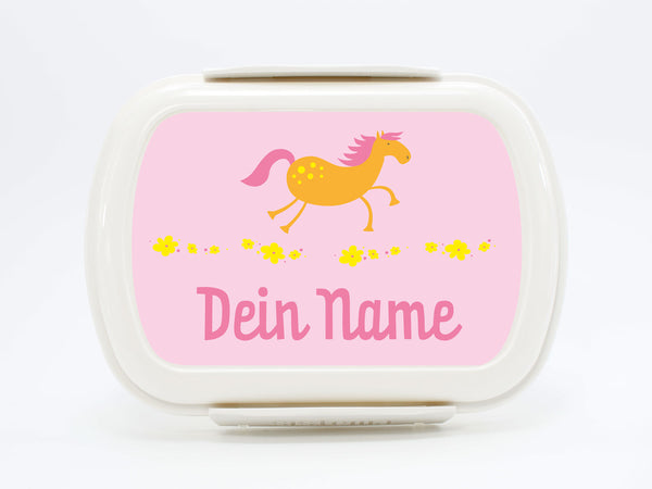 Personalized Lunchbox Countryside Pony - PetitePeople
