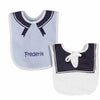 Matros bib light blue organic - PetitePeople