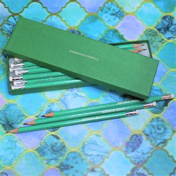 #MERMAIDSQUAD Pencil Set - PetitePeople