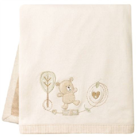 Natures Purest - organic baby blanket in gift box - PetitePeople