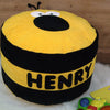 Personalised Bean Bag - Bumble Bee - PetitePeople