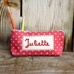 Personalised Pencil Case - PetitePeople