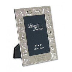 Personalised ABC Photo Frame - PetitePeople