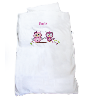 Baby Bedding by name, Owl - PetitePeople