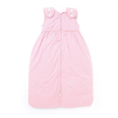 Baby Lined Sleeping Bag with Buttons - PetitePeople
