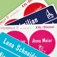 Personalized XXL Sticker - PetitePeople