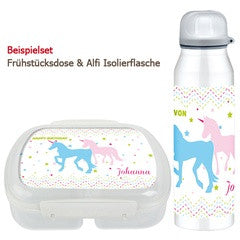 Personalized School Set Unicorns - PetitePeople
