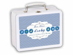 Personalized Welcome Case Hanseatic Boy - PetitePeople