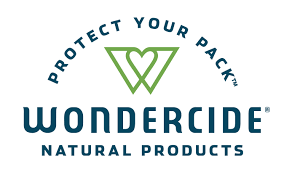 wondercide logo protect your pack