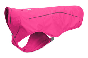 Ruffwear Sun Shower™ Rain Jacket Alpenglow Pink