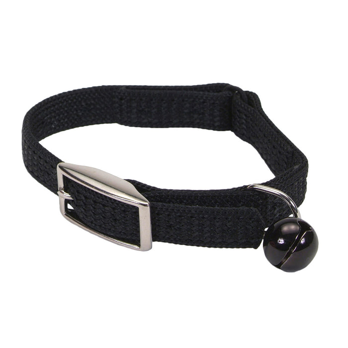 Snag-Proof Safety Cat Collar with Bell