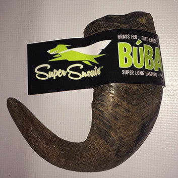 Super Snouts Buba Chew Natural Horn Large