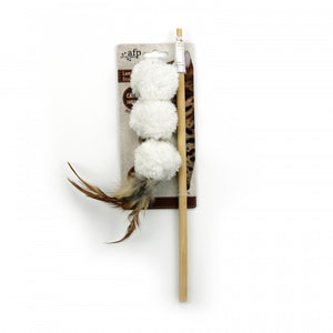 All For Paws Lamb Kebab Wand Cat Toy