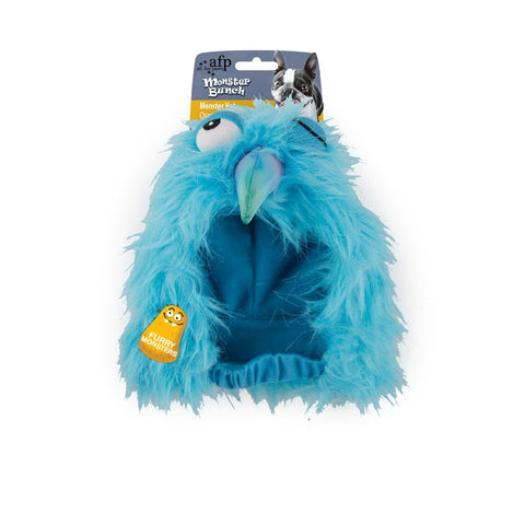 All For Paws Blue Monster Hat