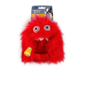 all for paws afp monster bunch monster hat red