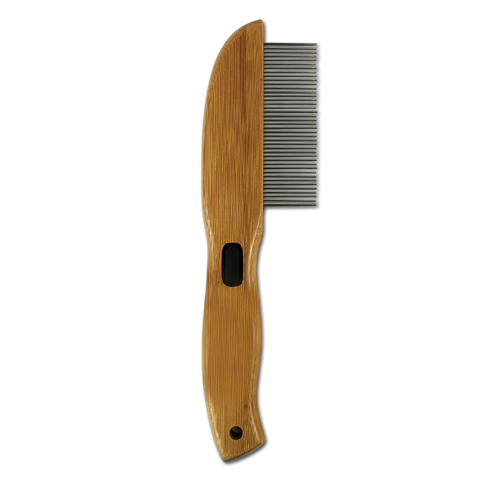 Bamboo Groom Rotating 41 Pin Comb