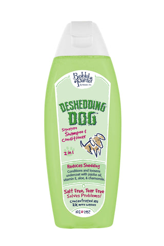 Bobbi Panter Deshedding Dog Shampoo and Conditioner 00030