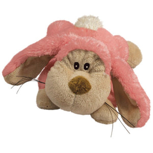 Kong Cozie Floppy the Rabbit Plush Dog Toy 035585159065 269670