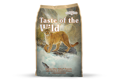 Taste of the Wild Canyon River Grain-Free Cat Food