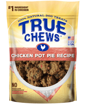 True Chews 100% Homestyle Chicken Pot Pie Recipe