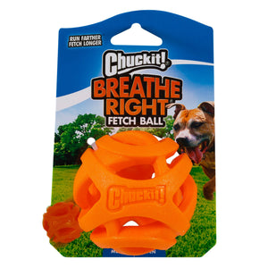 Chuckit! Breathe Right Ball Interactive Dog Fetch Toy