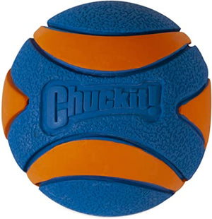 chuck it ultra squeaker ball