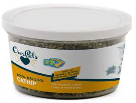 OurPets Cosmic Catnip 0.5 oz Cup