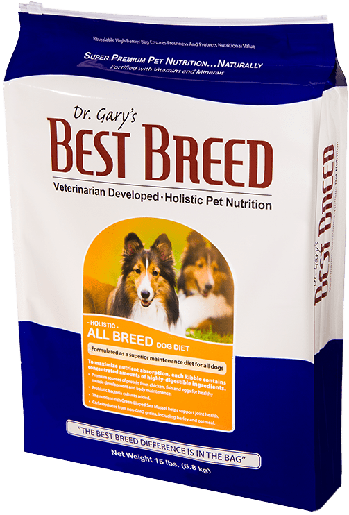 Dr. Gary's Best Breed Holistic All Breed Dog Food