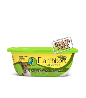 earthborn holistic chips chicken casserole wet food moist food 8 oz