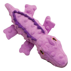 snugarooz snug arooz plush dog toy ellie the gator 712038962297 077016