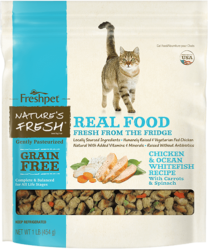 Freshpet Nature's Fresh Grain Free Chicken Recipe