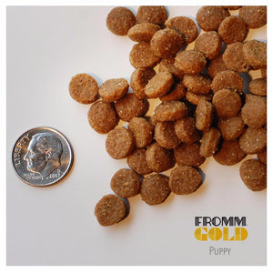 fromm gold puppy dog food dog diet kibble