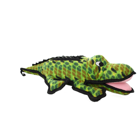 Tuffy Ocean Creatures Gary Gator Dog Toy