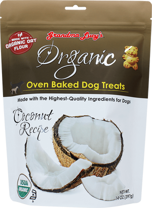grandma lucy baked coconut treat organic kosher vegetarian 884308220175