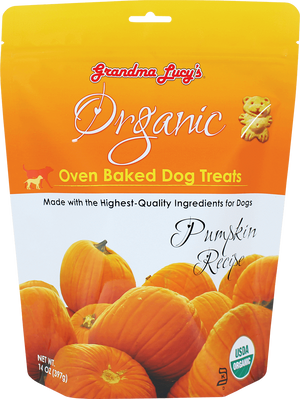 884308220069 grandma lucy baked treat pumpkin kosher vegan organic vegetarian 84322006