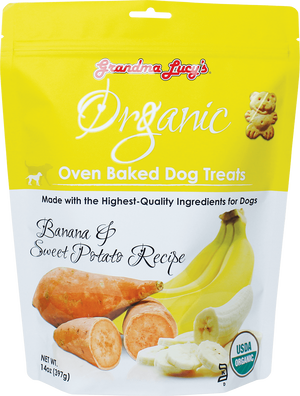 grandma lucys baked treat banana and sweet potato kosher vegan organic vegetarian 884308220113