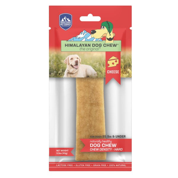 Himalayan Dog Chew Original Large - Under 55 lbs