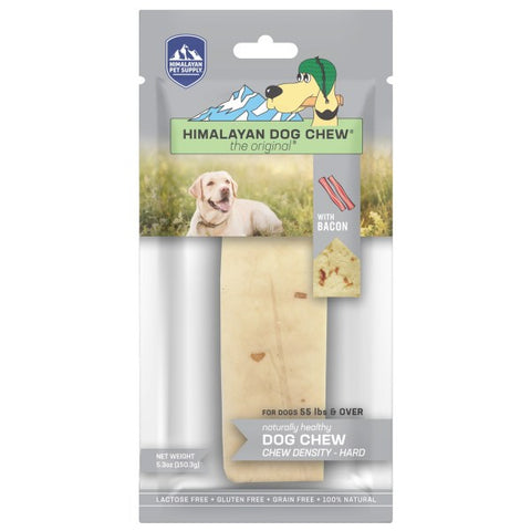 Himalayan Dog Chew Bacon X-Large - Over 55 lb