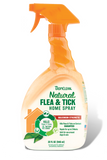 TropiClean Natural Flea & Tick Home Spray 32 oz